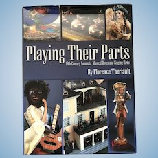 """Playing Their Parts"" Automata 19th Century Catalog"