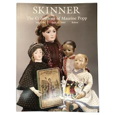 Maurine Popp Collection at Skinner Auction Catalogue