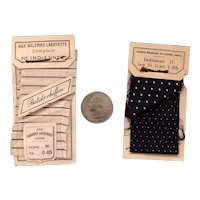 Vintage Paris Fabric Swatches - Customer Samples