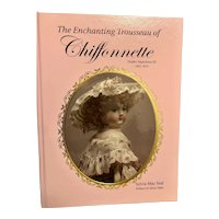 """""""Chiffonnette"""" by  Sylvia Mac Neil antique doll Huret French Fashion Doll"""