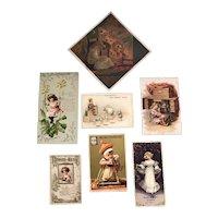 Antique Ephemera Collection c.1880