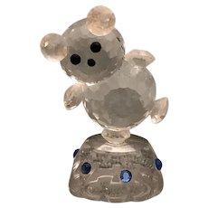 Retired Swarovski Teddy Bear