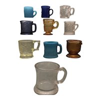 EAPG Antique Toy Mug Collection