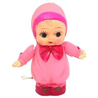 rare vintage german Celluloid Googly Kewpie Doll Toy