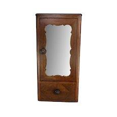 Art Deco Kitchen Apothecary Medicine  Bathroom Wall Cabinet Mirror Lovely