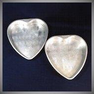Ovenex Starburst Pair Heart Tin Cake Pans