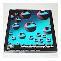 Unidentified Fantasy Objects Springbok Jigsaw Puzzle