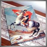 Crossing of Mt. Saint-Bernard Springbok 1972 Fine Art Jigsaw Puzzle
