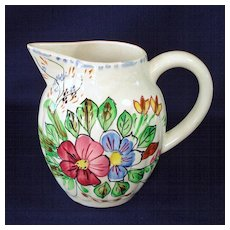 Blue Ridge Pottery Verna Pitcher