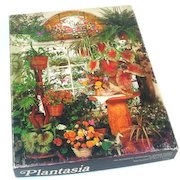 Plantasia Springbok Jigsaw Puzzle - Houseplants, Flowers