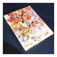 Treasured Memories Springbok Jigsaw Puzzle, Vintage Jewelry