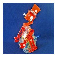 Ideal Retro Mr Machine Mechanical Walking Toy