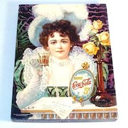 An Old Fashioned Girl Coca-Cola Springbok 1980 Jigsaw Puzzle