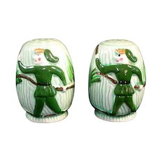 Batlin Jack And Beanstalk Pixie Ceramic Salt Pepper Range Shakers
