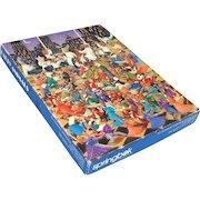 Party Animals Springbok Jigsaw Puzzle