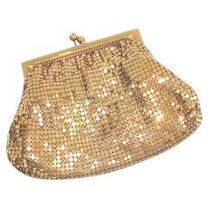 Duramesh Gold Mesh Evening Bag