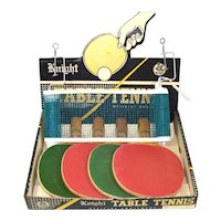 Knight Table Tennis Ping Pong Set in Box