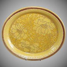 Franciscan Amapola Oval Serving Platter