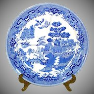 Buffalo Blue Willow Divided Grill Plate, 7 Available