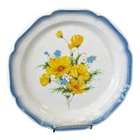 Mikasa Amy Dinner Plates Mint, 8 Available