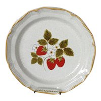 Mikasa Strawberry Festival Dinner Plate, 8 Available