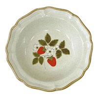 Mikasa Strawberry Festival Vegetable Serving Bowl