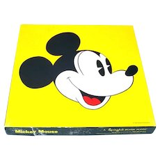 Springbok Editions Mickey Mouse Jigsaw Puzzle Complete