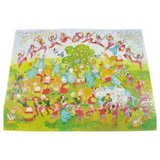 Springbok 1000 Piece Twelve Days of Christmas Jigsaw Puzzle