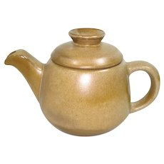 Frankoma Westwind Individual 2 Cup Teapot