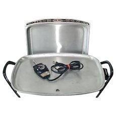 Farberware Electric Griddle With Warming Tray