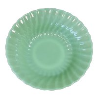 Anchor Hocking Jadeite Shell Vegetable Bowl