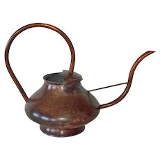 Copper Houseplant Watering Can Bronze Finish