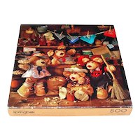 Moody Hollow General Store Springbok Jigsaw Puzzle