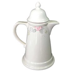 Pfaltzgraff Wyndham Coffee Pot Beverage Server