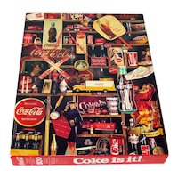 Coke Is It Springbok Jigsaw Puzzle - Coca Cola Collectibles