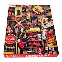 Coke Is It Springbok Jigsaw Puzzle - Coca Cola Collectibles