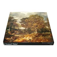 Cornard Wood Gainsborough Fine Art Painting Springbok Puzzle
