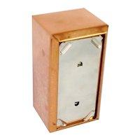 Retro Copper Diner Style Napkin Dispenser
