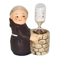 Goebel Friar Tuck Monk Ceramic Egg Timer