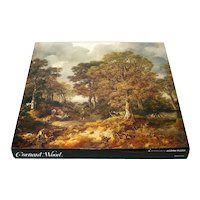 Cornard Wood Gainsborough Fine Art Painting Springbok Puzzle