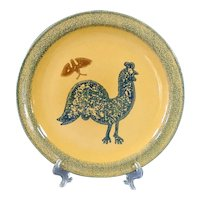 Pfaltzgraff America Rooster Charger Wall Plate