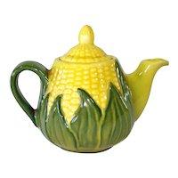 Shawnee Corn King Individual Teapot