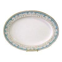 Noritake Moonlight 16 inch Turkey Platter