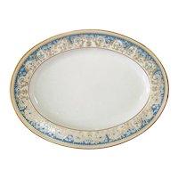 Noritake Moonlight 11 inch Formal Dinner Platter