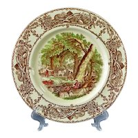 Rural Scenes Dinner Plate Wilkinson Royal Staffordshire 3 Available