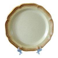 Mikasa Whole Wheat Round Platter Chop Plate