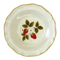 Mikasa Strawberry Festival Vegetable Serving Bowl