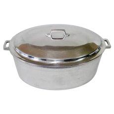 Miracle Maid Aluminum Cookware 6 Quart Roaster