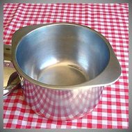 Revere Ware 3 or 4 Quart Deep Double Boiler Insert