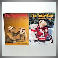 Teddy Bear And Friends Magazine 2 Issues 1983